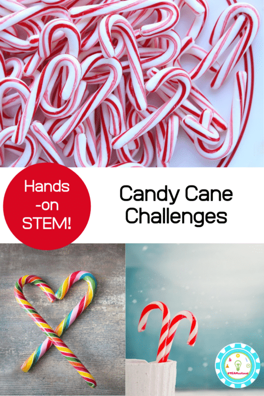 If you love candy canes, you'll love these candy cane science experiments! Bring these candy cane lesson plans to life with a DIY candy cane chemistry lab!