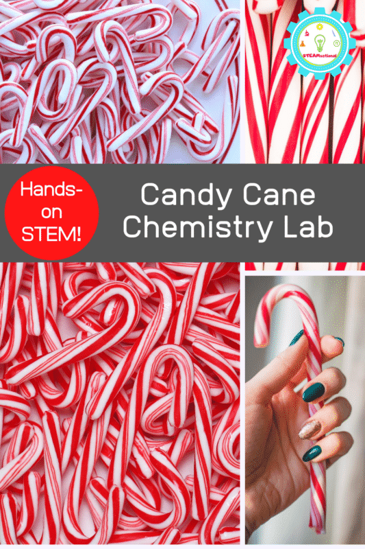 candy cane chemistry lab