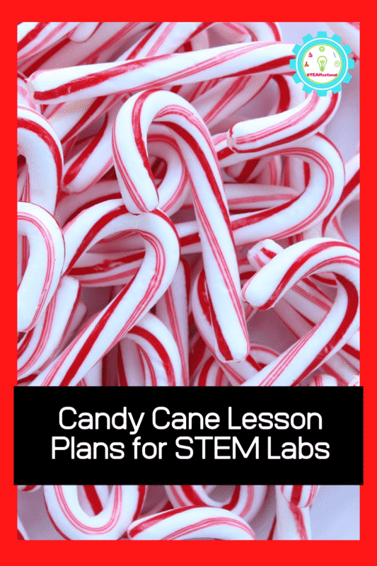 candy cane lesson plans