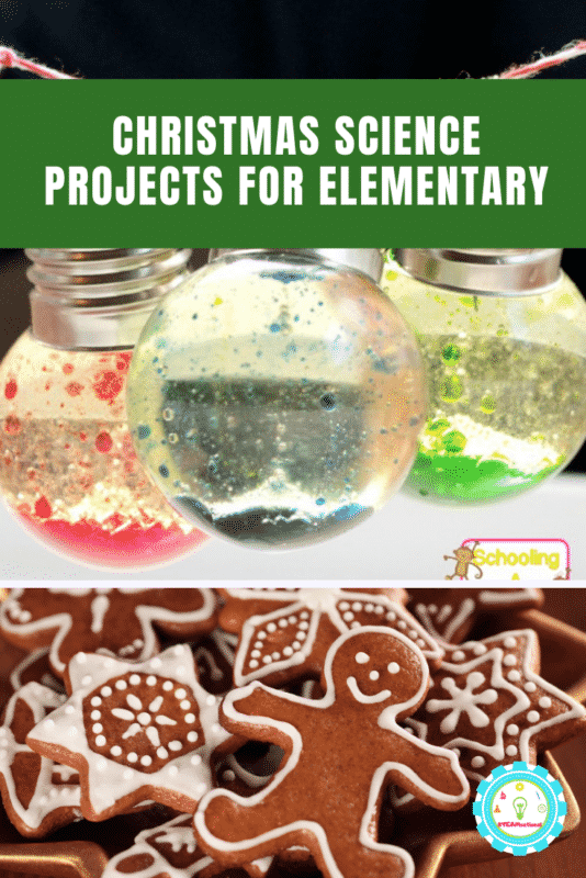 christmas science projects