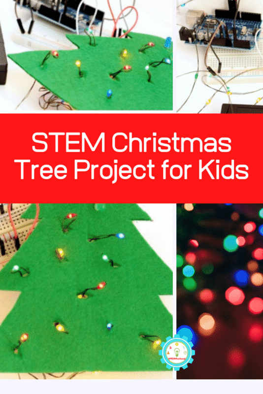 christmas tree project for kids