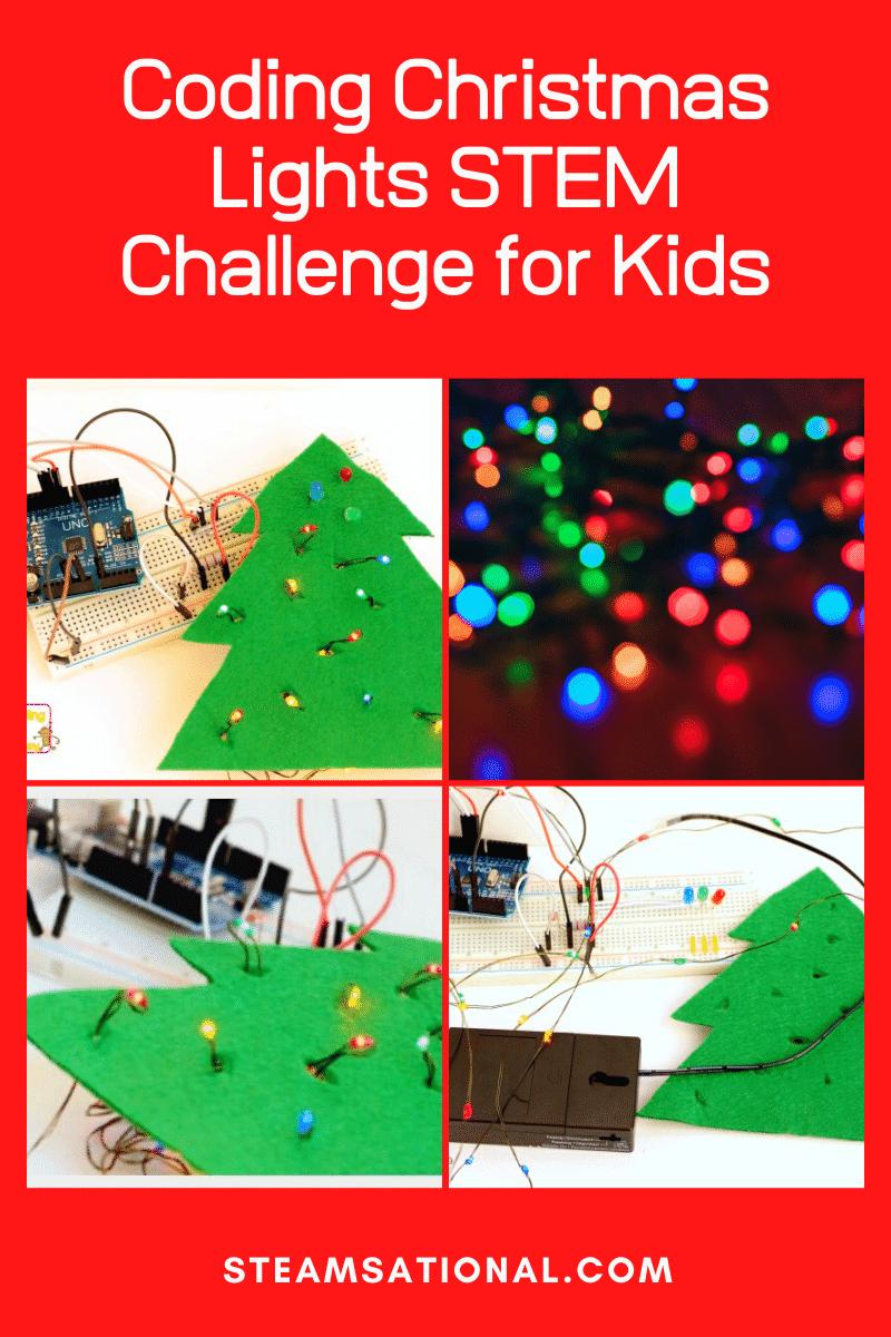 coding christmas lights