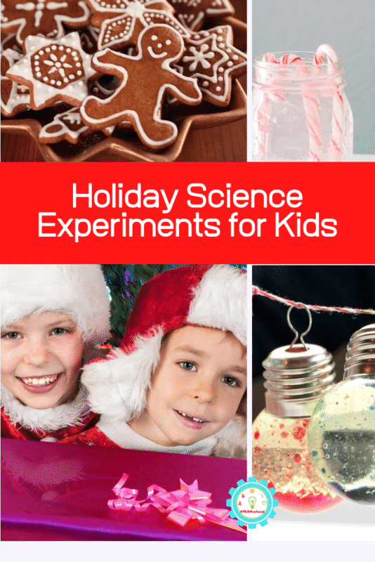 holiday science experiments