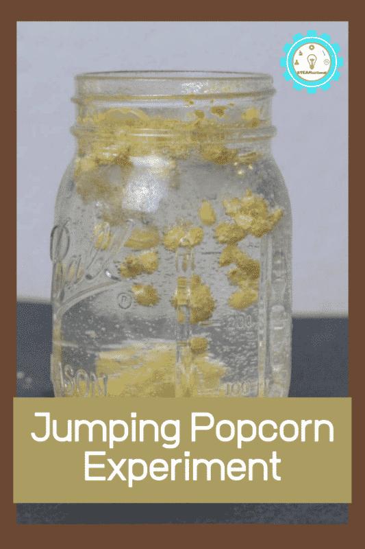 jumping popcorn experiment