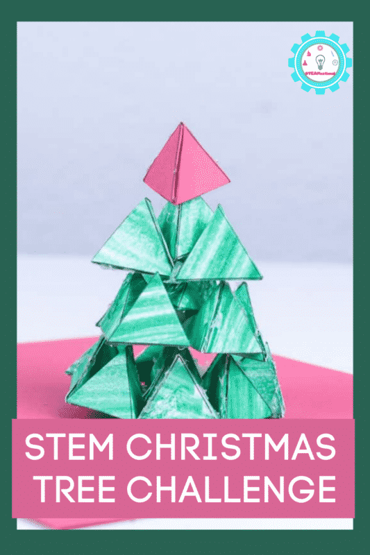 stem christmas tree challenge