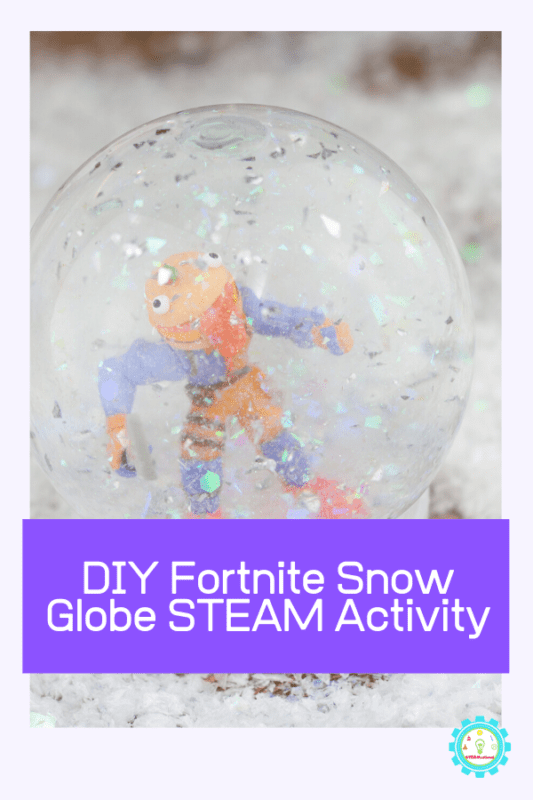 snow globe experiment
