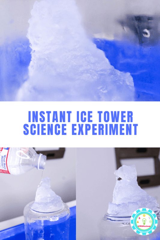 instant ice tower