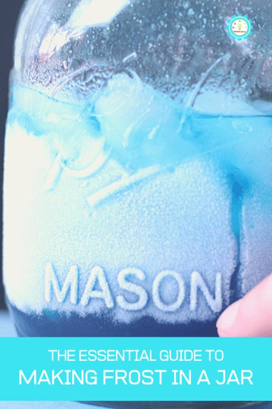 frost in a jar