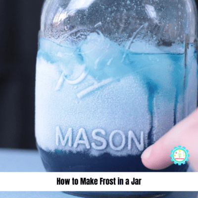 How Does Frost Form? Making Frost in a Jar