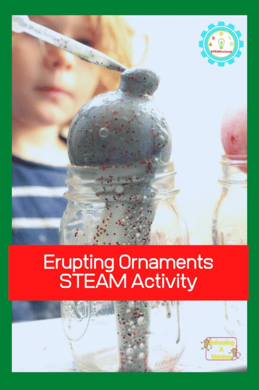 Erupting Ornaments