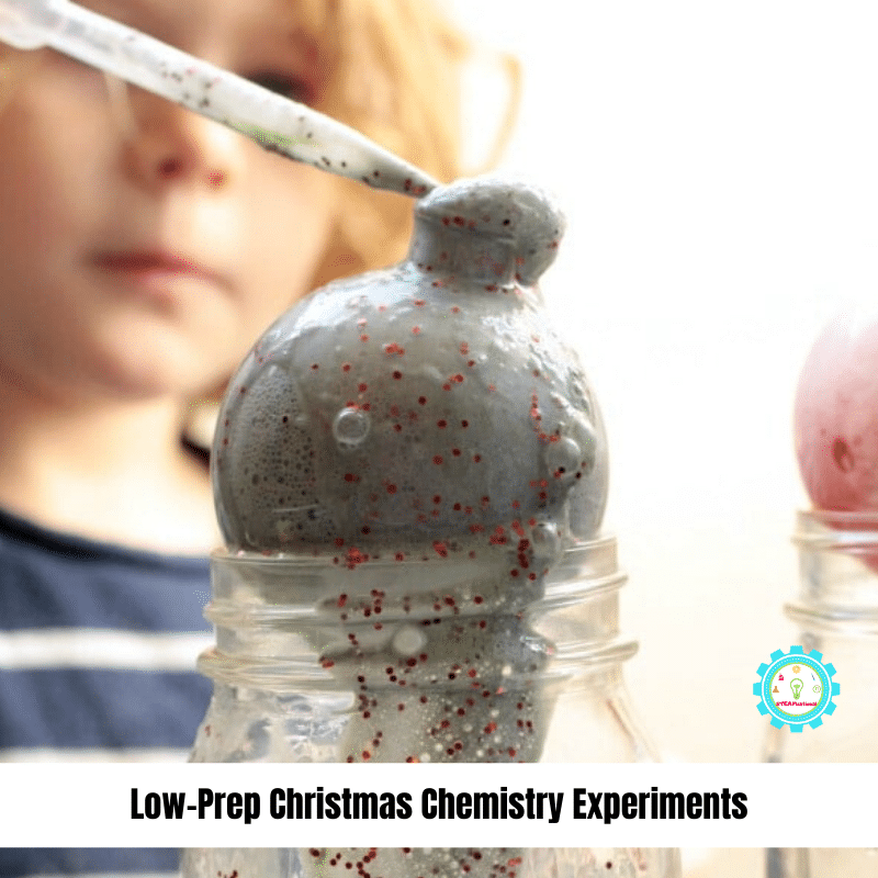 christmas chemistry experiments