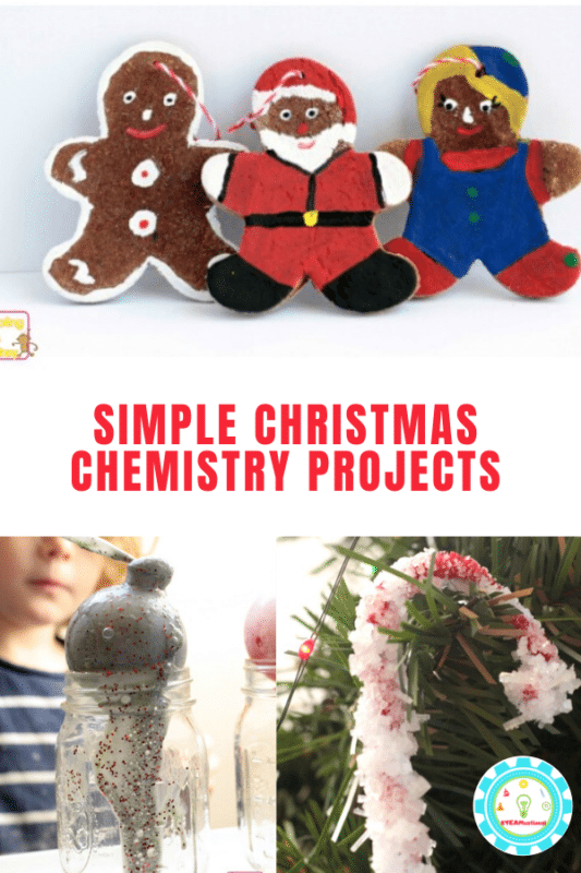 simple christmas chemistry projects