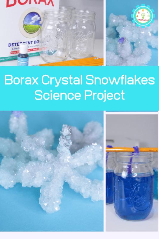 fas borax crystal snowflakes