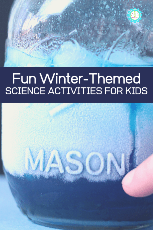 If you're looking for fun winter science experiments, you've come to the right place! This winter, use these fun experiments to learn about science!