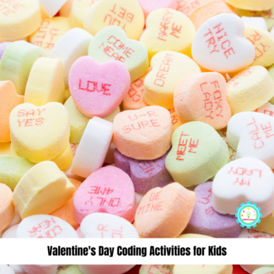Valentine's Day Coding Activities for Kids