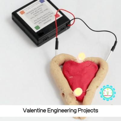 Creative Valentine Engineering Challenges
