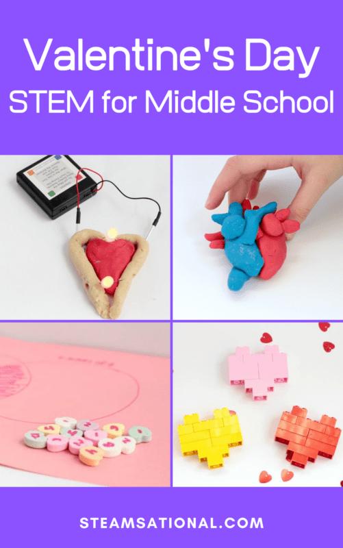 valentine middle school stem