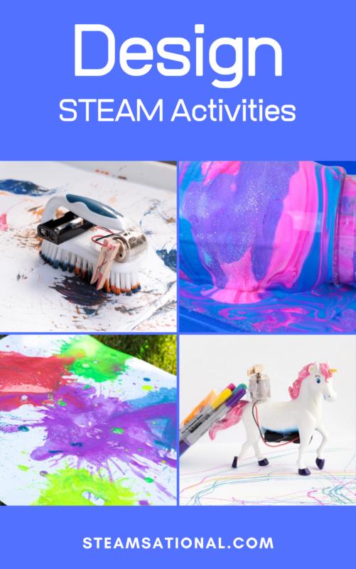 art steam activities
