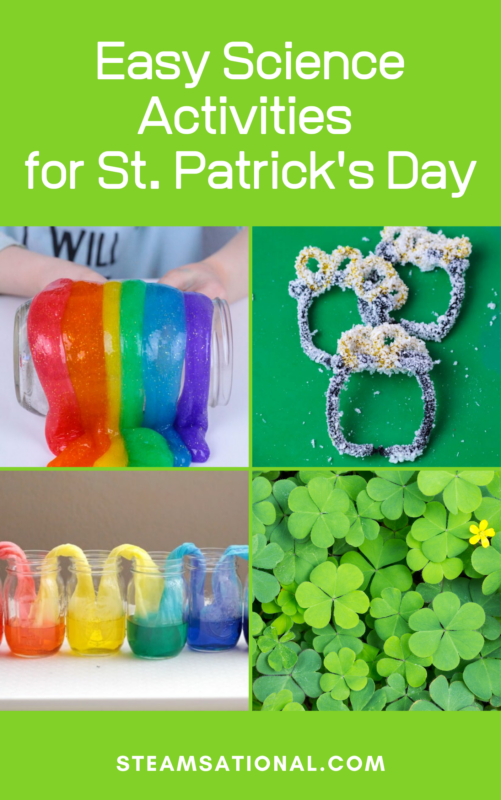 easy st patricks day science experiments