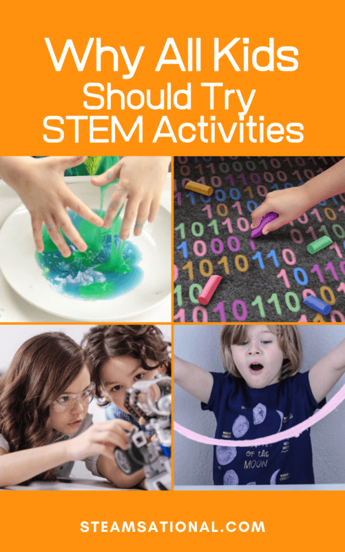 importance of stem for kids