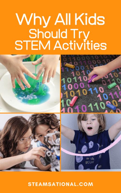 importance of stem for kids