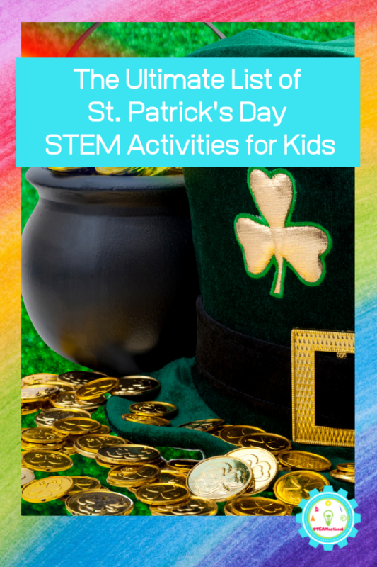 st patricks day stem activities