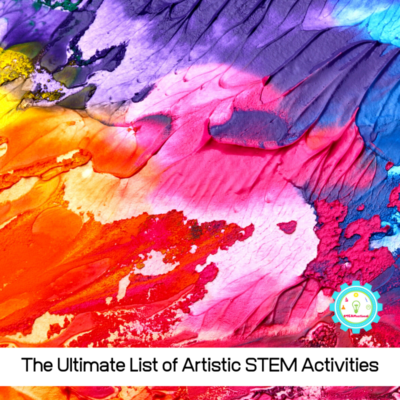 "STEAM Art Activities that Put the ""A"" in STEAM"