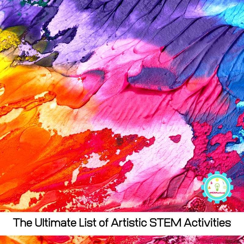 steam art activities
