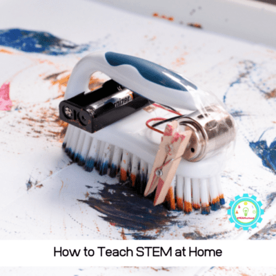 How to Teach a STEM Lesson at Home