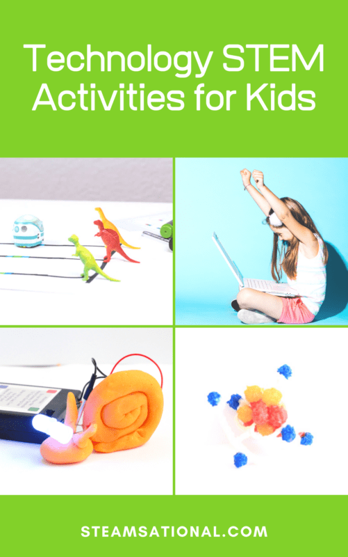technology activities for elementary kids