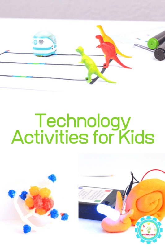 technology activities for kids
