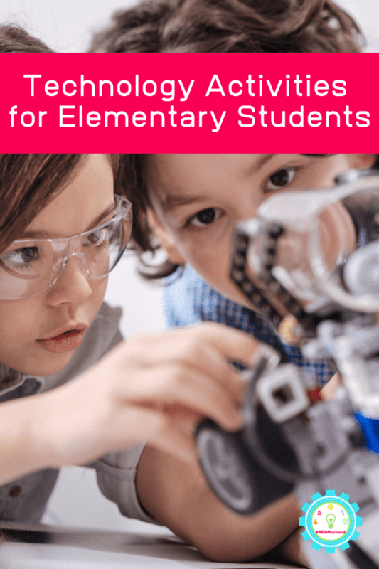 technology projects for kids