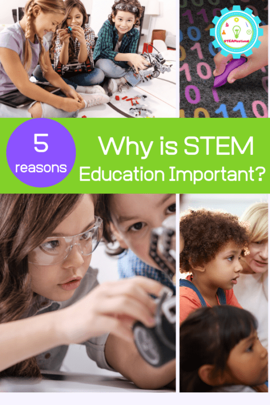 STEM and STEAM is definitely trendy in education right now, but the real question is, why is STEM important? and What are the benefits of STEM education?