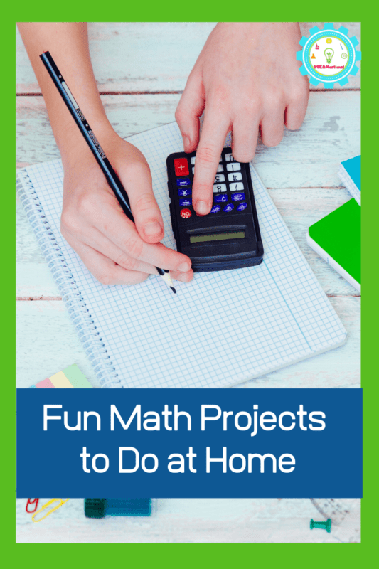 Math isn't the most fun subject to do at home, but there are also a lot of fun ways to make math more interesting! Try these at home math activities and keep learning fun while you are stuck at home!