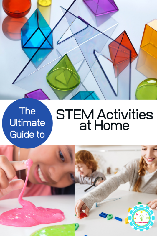 at home stem challenges
