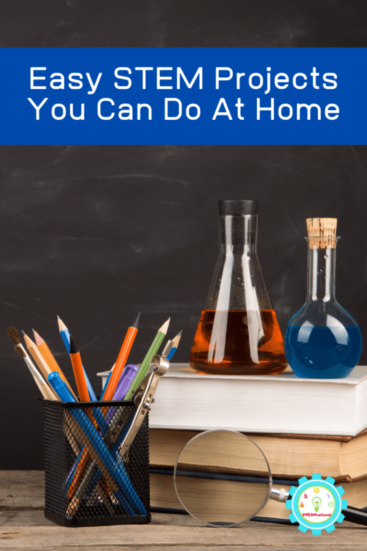 at home stem projects