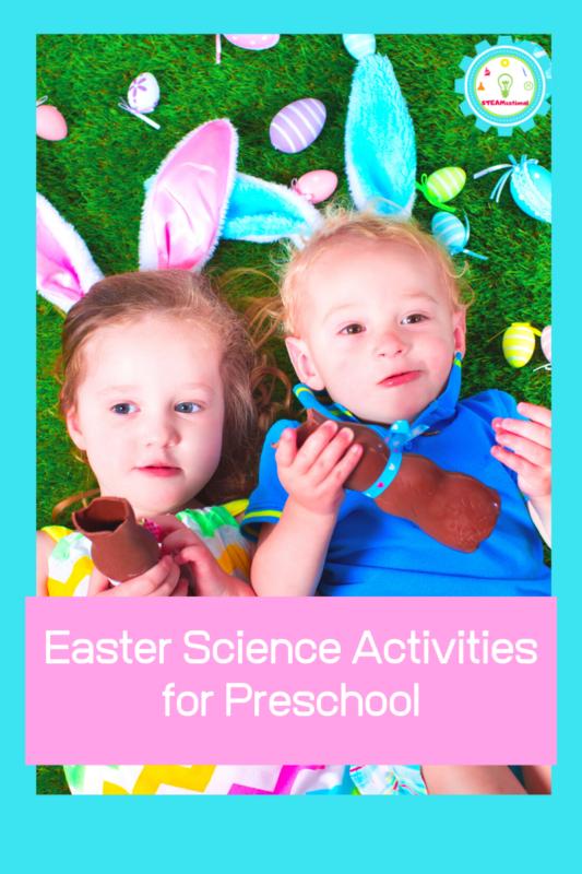 easter science preschool