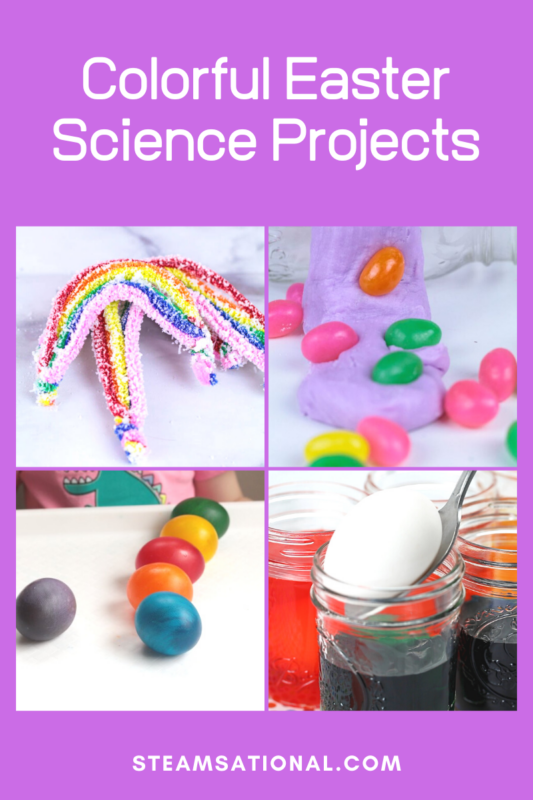 easter science projects for kids