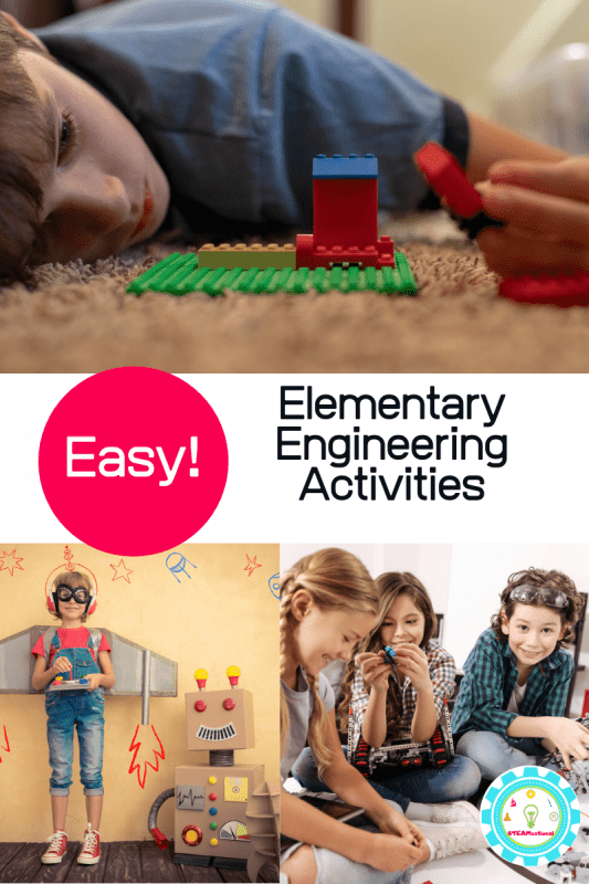 engineering activities for elementary