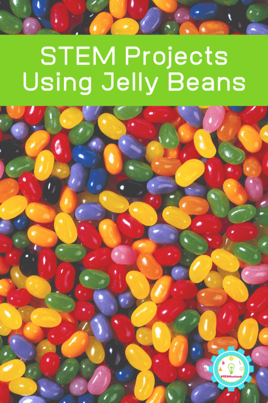 jelly bean stem projects