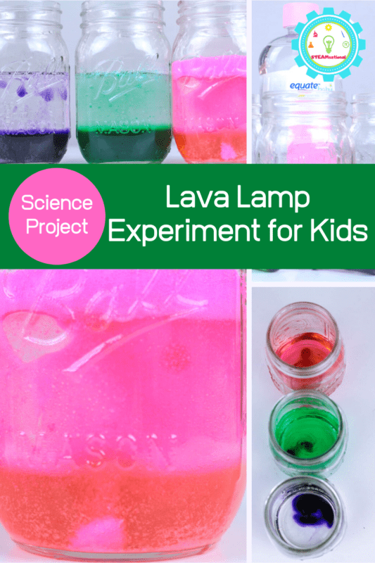 lava lamp experiment for kids