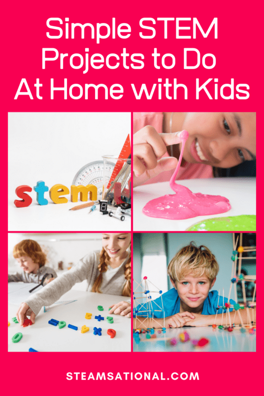 learn stem at home