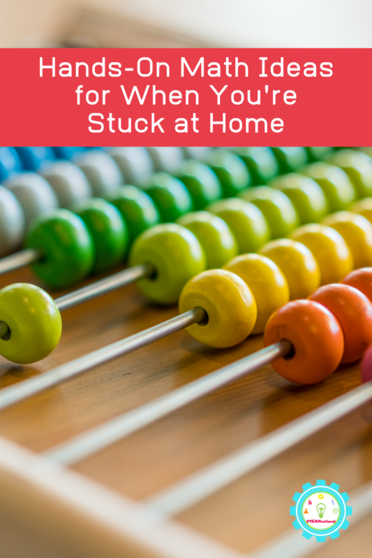 math activities for parents to do at home