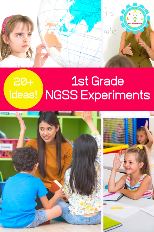 ngss first grade lessons