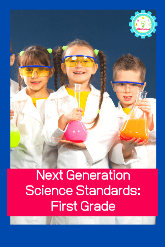 ngss for first grade
