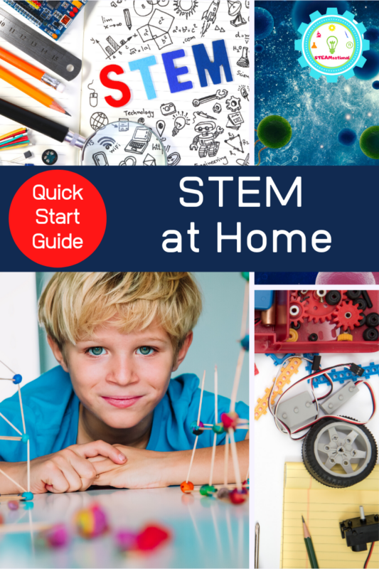 quick start guide stem at home