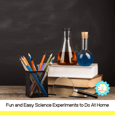 Fun and Easy Science Experiments for Kids at Home