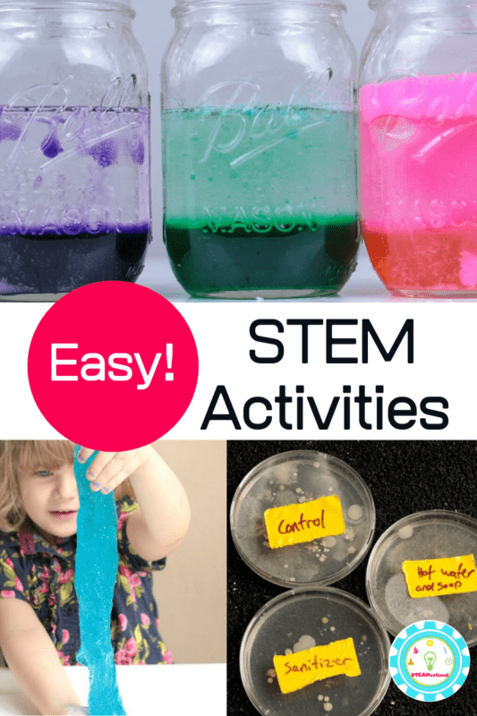science stem activities