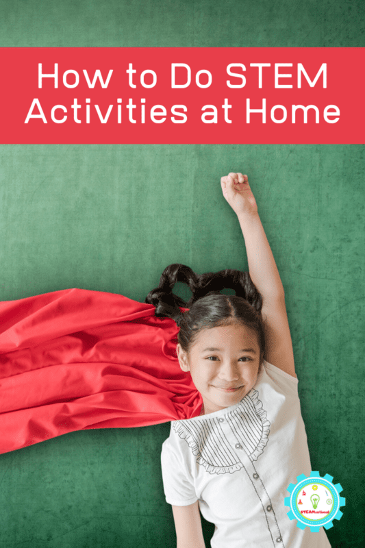 stem activities at home
