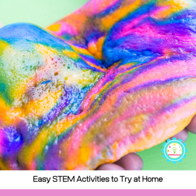 Easy STEM Activities at Home that Anyone Can Do